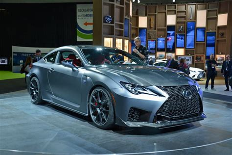 Lexus Rcf 2020 by 2020 Lexus Rc F Track Edition Arrives With 472 Hp V8