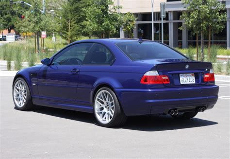 Bmw M3 2005 For Sale by 2005 Bmw M3 Coupe Zcp For Sale On Bat Auctions Sold For