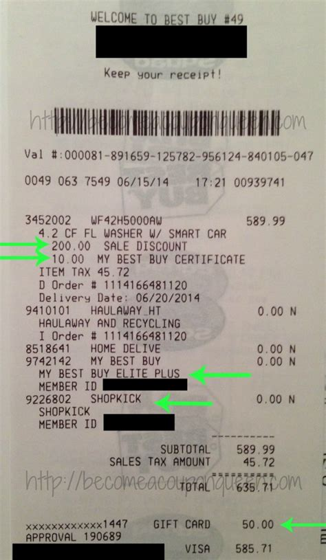 best buy receipt template pin best buy receipt on