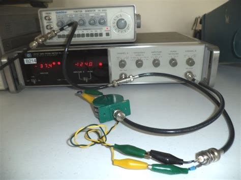 boat anchor equipment hp 3575a gain phase meter switchmode power simulation