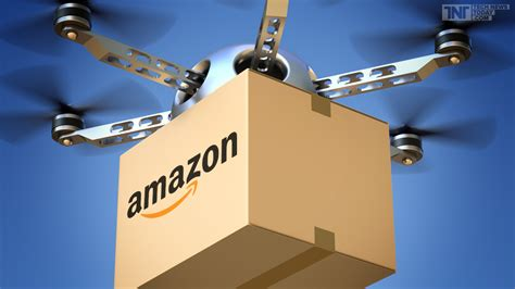 amazon drone amazon looking to store cargo in the sky for drone