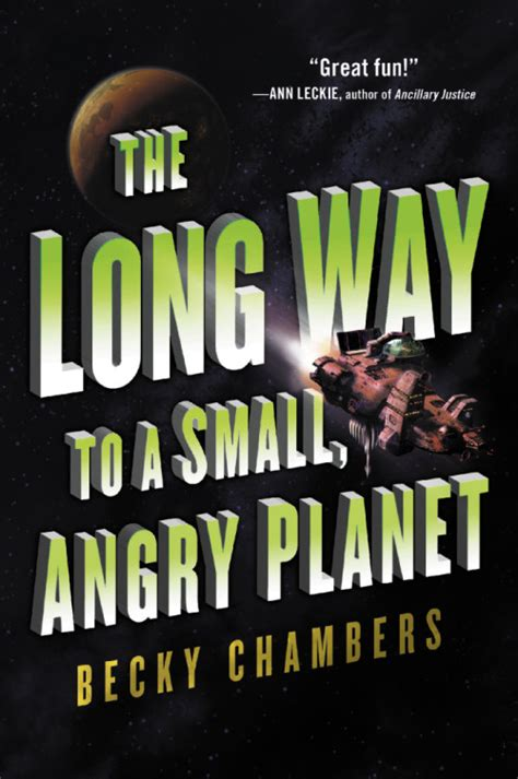 the way to a small angry planet wayfarers the friday january 01 books by proxy