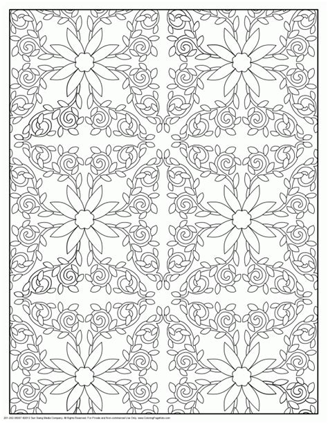 Cool Design Coloring Pages Coloring Home Cool Coloring Patterns