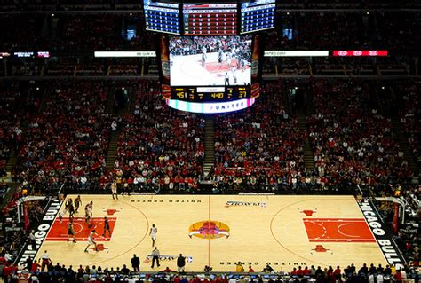 standing room united center standing room only chicago bulls vs indiana pacers 1 nba playoffs flickr photo