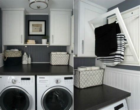 How To Transform Your Small Laundry Room Small Laundry Hers