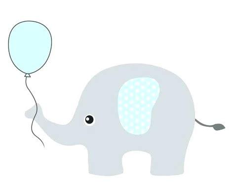 Elephant Baby Shower Invitations Templates