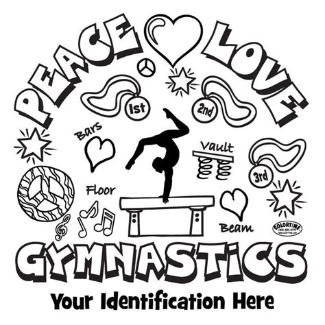 printable gymnastics quotes gymnastics coloring pages 37 pictures quotes and clipart