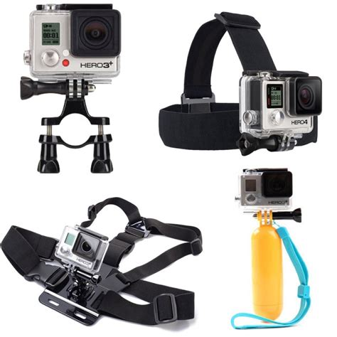 Gopro Kit gopro premium accessory kit ibroz
