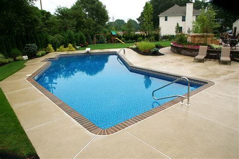 lazy l pool geometric pools all about pools
