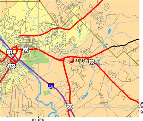 macon zip code map 31217 zip code macon profile homes