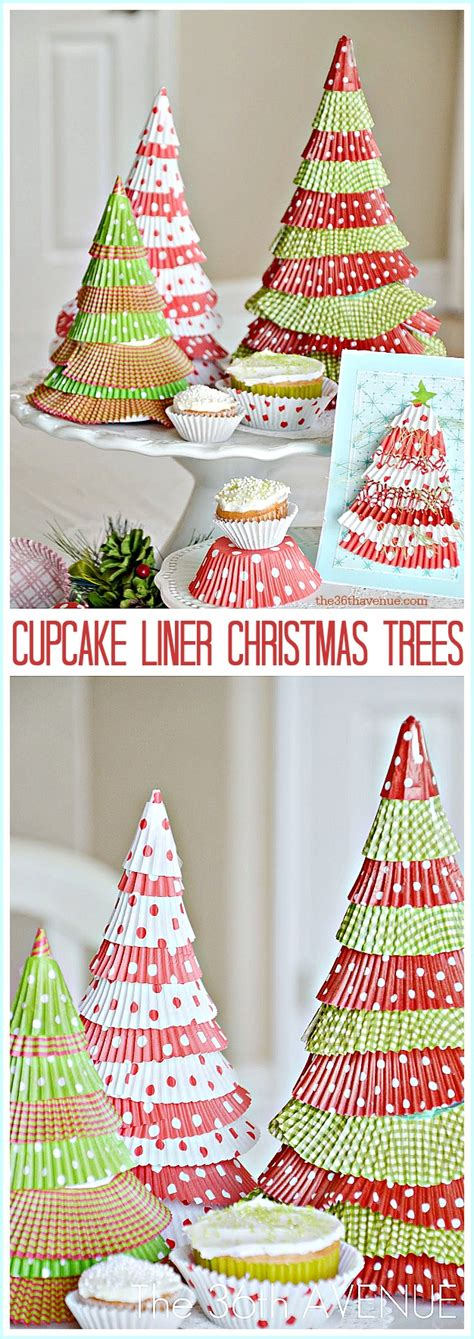 cupcake liner trees the 36th avenue tree tutorial the 36th avenue