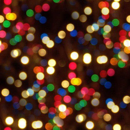 colorful christmas lights seamless texture background