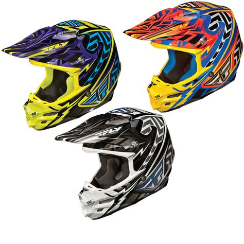 fly racing motocross helmets fly racing 2012 f2 carbon andrew replica motocross