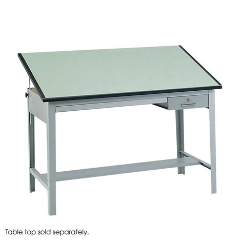 Drafting Table Base Safco Precision Drafting Table Base 3962gr