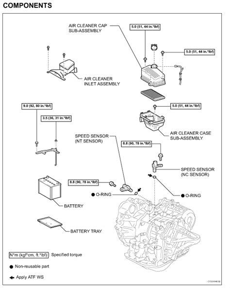 p0793 2009 toyota camry intermediate shaft speed sensor a circuit no signal where is the intermediate shaft speed sensor a in toyota solara 2005 i did a scan and i got