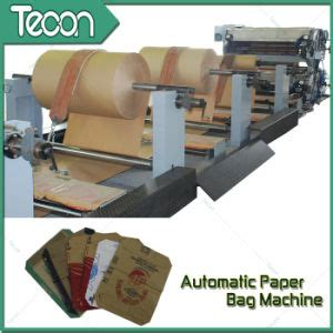 Cost Of Paper Bag Machine - china high speed automatic cement paper bags