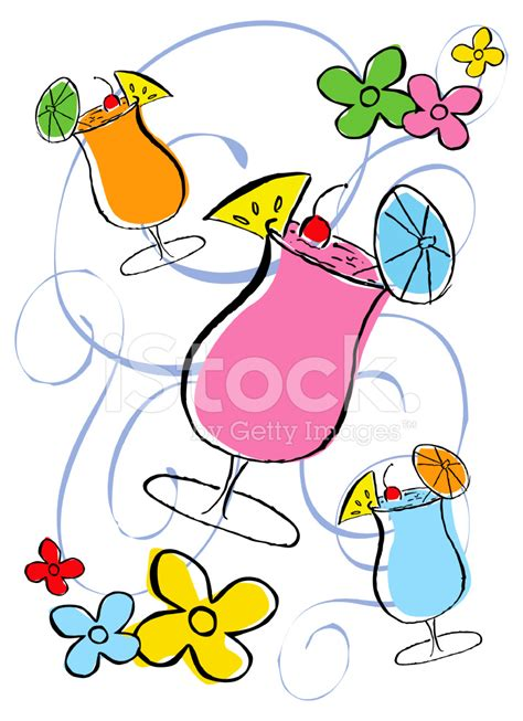 boat drinks images boat drinks stock vector freeimages