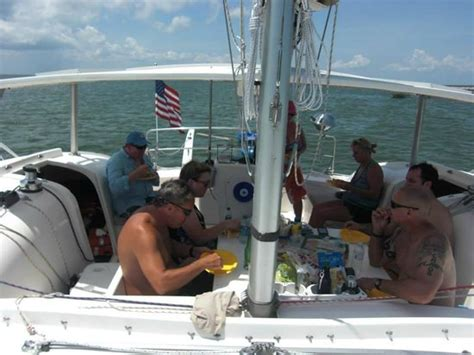 kemah catamaran charter catamaran charter kemah picture of sailaway clear lake
