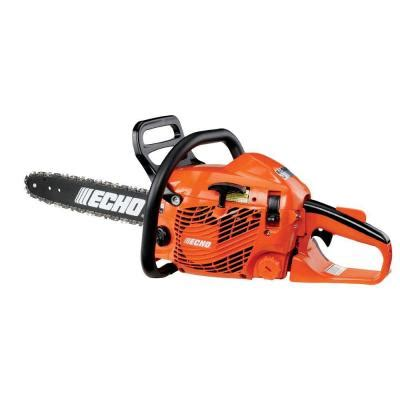 echo 16 in 34cc gas chainsaw cs 352 16aa the home depot