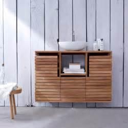waschtisch badezimmer waschtisch aus holz und andere rustikale badezimmer ideen
