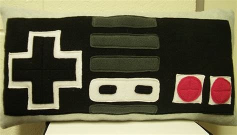 nes controller pillow by nenfere on deviantart