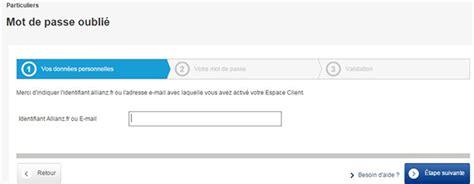 adresse siege social allianz cr 233 ation de mon nouvel espace client en ligne allianz fr