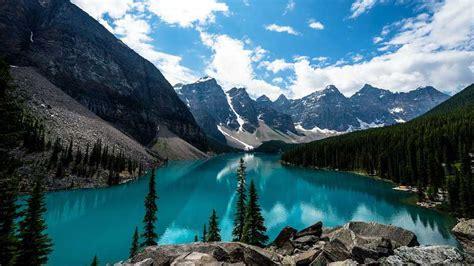 wallpaper  mountains lake sea sky landscape