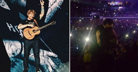 ed sheeran concert malaysia two couples got engaged at ed sheeran s bukit jalil