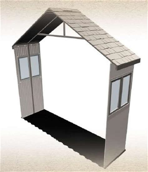 Lifetime Shed Extension by New Lifetime 6425 30 Quot Shed Extension Kit For 11 Sheds