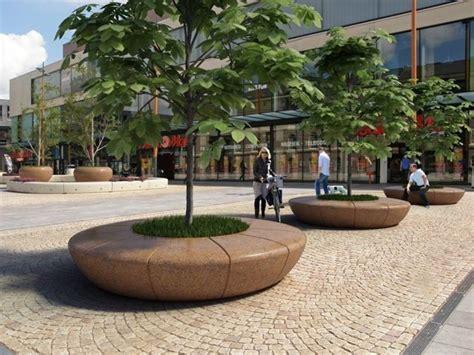 alberi per arredo urbano arredi urbani di design arredamento giardino idee per