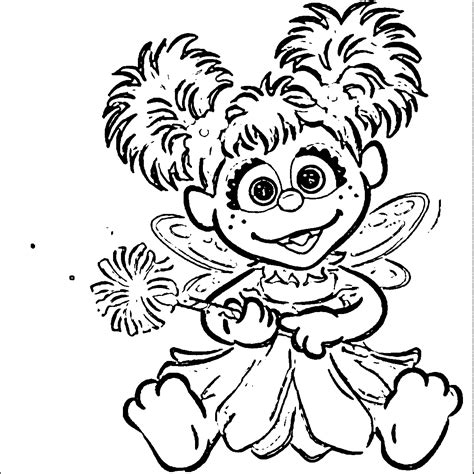 abby cadabby coloring pages www imgkid com the image