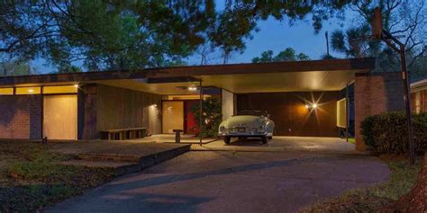 mid century homes mid century modern new construction