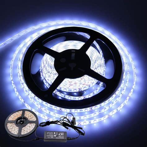 Cuttable Led Light Strips Us 5m 20m 5050 3528 Smd Cuttable Led Lights Home Car Rv Decor Ebay