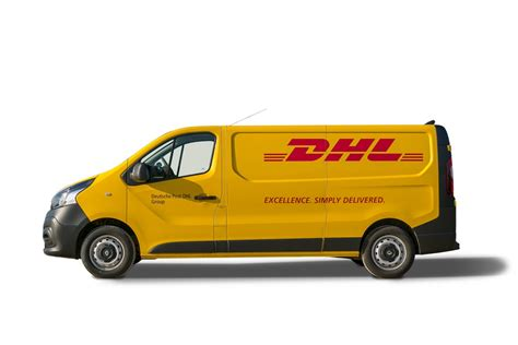 Dhl Auto by Renault Levert 500ste Bestelauto Aan Dhl