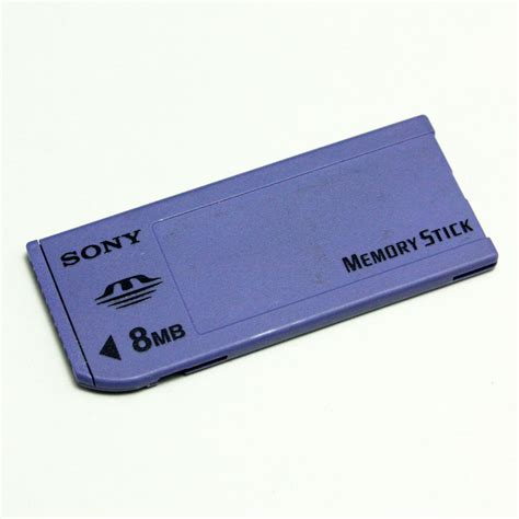 memory card for sony original sony 8mb memory stick ms ms for sony
