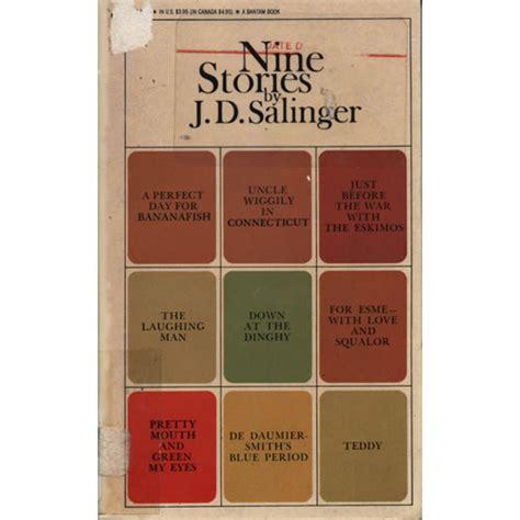 Themes In Jd Salinger S Nine Stories   nine stories by jd salinger 163 3 38