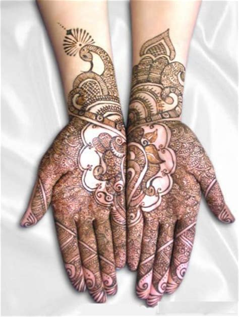 best henna tattoo and bridal mehndi designs 2012 girlshue