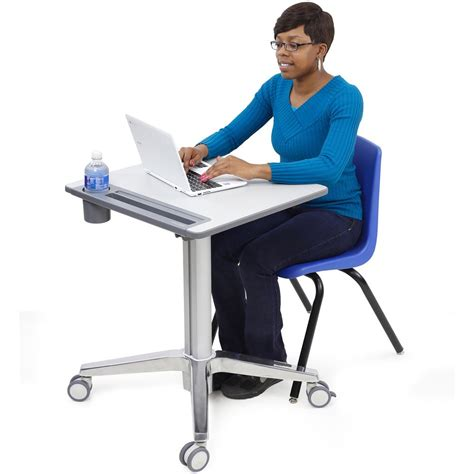 Ergotron 24 547 003 Learnfit Sit Stand Student Desk For Standing Desks For Students