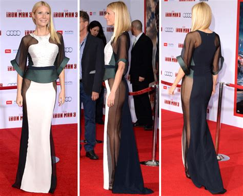 Yay Or Nay Wednesday Catwalk 8 by Yay Or Nay Gwyneth Paltrow Shows Some Side