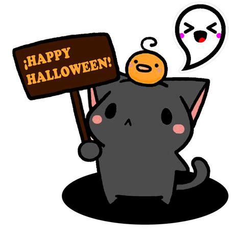 imagenes kawaii de hallowen happy halloween kawaii cat 3 by magtiasr on deviantart