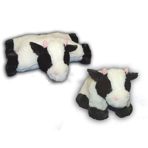The Cuddle Pillow by The Authentic Pillow Chums Cuddly Plush Foldable Cuddle