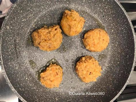 ricette di cucina quinoa polpette di quinoa ricette con quinoa carota e patata
