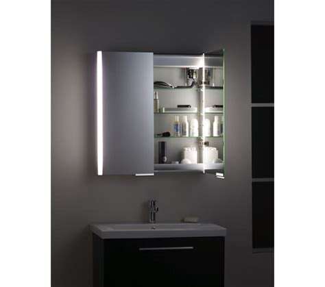 bathroom mirror with shaving point roper rhodes ascension summit fluorescent light cabinet