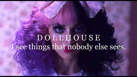 lyrics to doll house dollhouse melanie martinez lyrics youtube