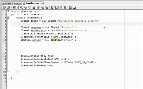 netbeans tutorial swing pdf tutorial java swing netbeans tutorial 10 parte 1 2 java