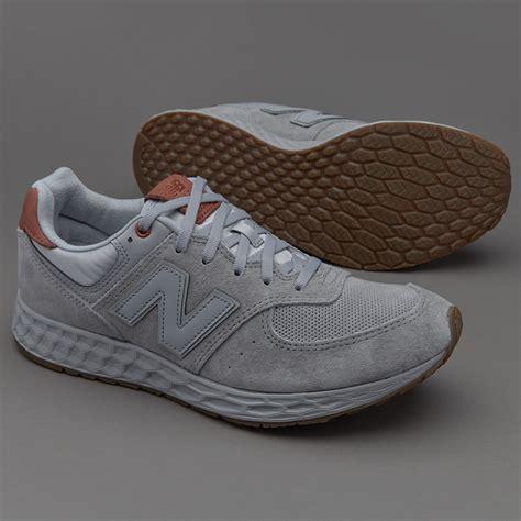 Harga New Balance Original 574 sepatu sneakers new balance mfl574 white