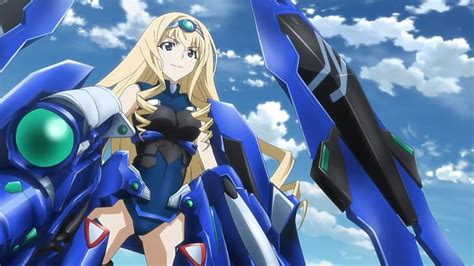is infinite stratos review