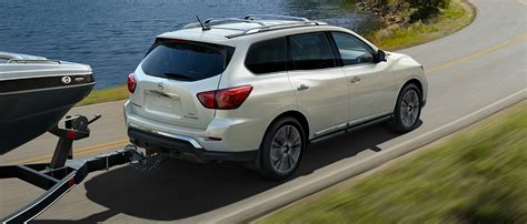 can you tow your boat with the cover on cargo room and towing nissan pathfinder rogue murano