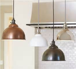 Kitchen Pendant Lights by Pb Classic Pendant Metal Bell Copper Finish Industrial