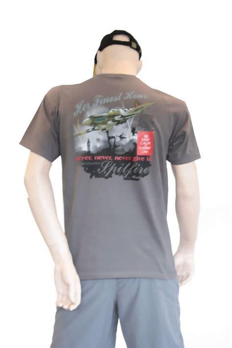 Tshirt Spitfire spitfire t shirt warbird t shirt spitfire abzeichen
